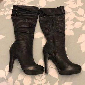 Black, Jessica Simpson boots. 7.5